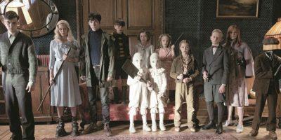 Tim Burton y su mundo de fantasía en Miss Peregrine