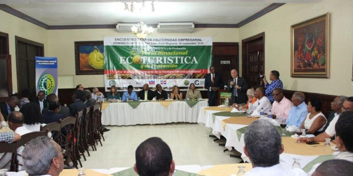 Haitianos y dominicanos  acuerdan fortalecer vínculos