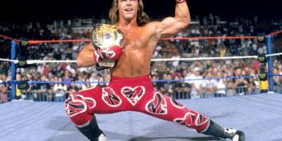 """El Chico rompecorazones"" – Shawn Michaels Foto: WWE"