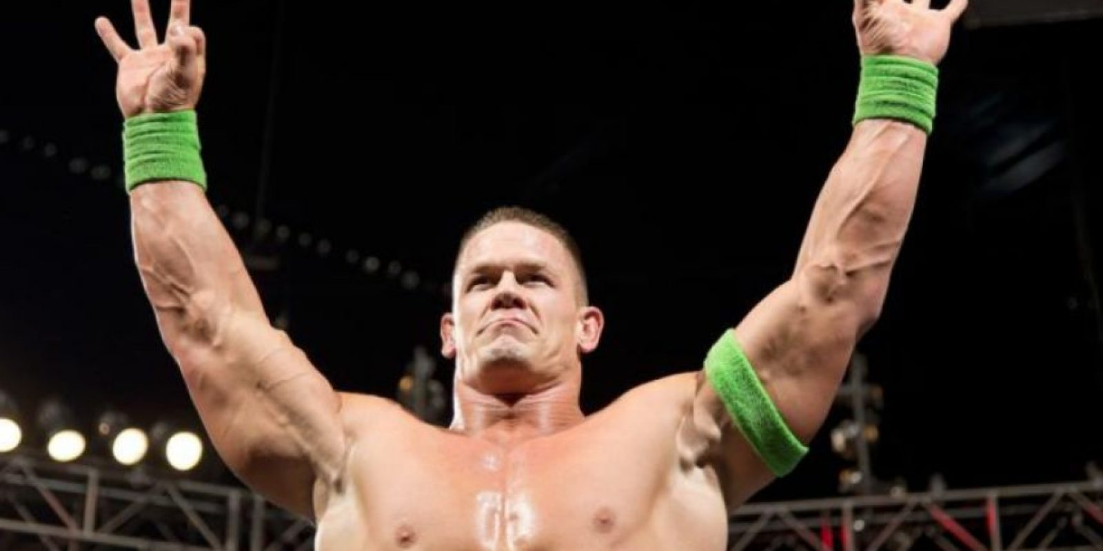"""The Champ"" – John Cena Foto: WWE"