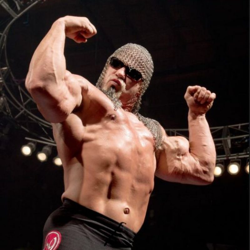 """Big Poppa Pump"" – Scott Steiner"