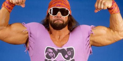 """Macho Man"" – Randy Savage Foto: WWE"
