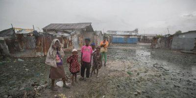 Aumentan a dos los muertos en Haití por el huracán Matthew
