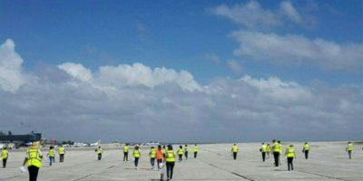 Adoptan medidas para garantizar seguridad aérea ante efectos huracán Matthew