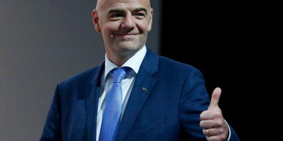 Infantino reiteró  posibilidad de que en Mundial 2026 jueguen 48 equipos