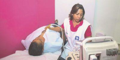 Realizan operativo gratis por mes del cáncer en RD
