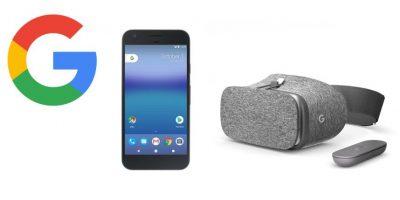 Pixel y Realidad Virtual: Lo mejor de la presentación de Google