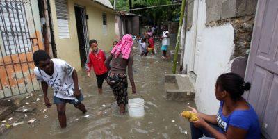 Aumentan a 35.019 los desplazados en la República Dominicana por Matthew