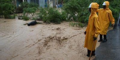 Huracán Matthew mantiene incomunicado el sur de Haití y deja nueve muertos