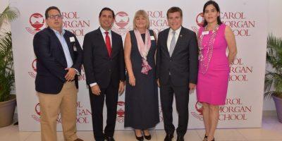 Carol Morgan School inauguró multiusos
