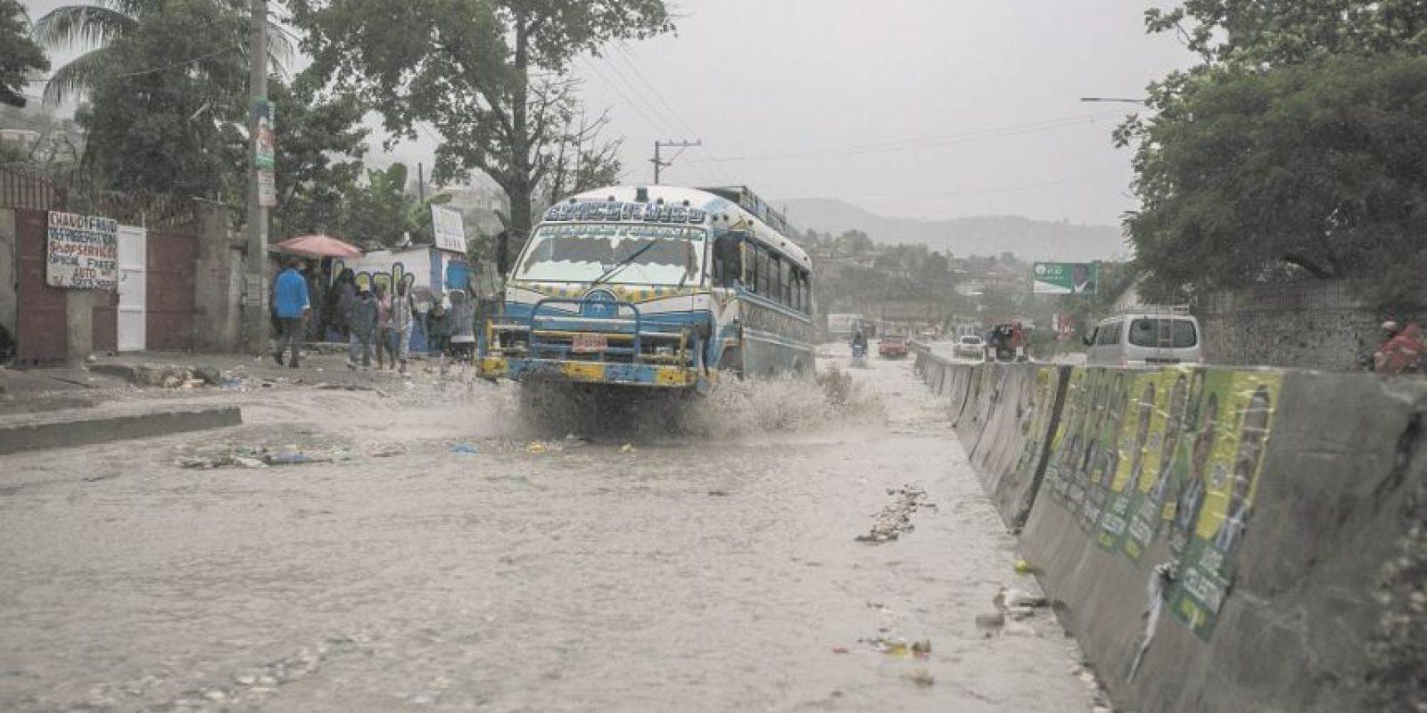 Los candidatos políticos de las elecciones de este domingo en Haití suspendieron sus actividades proselitistas. Foto:Fuente externa