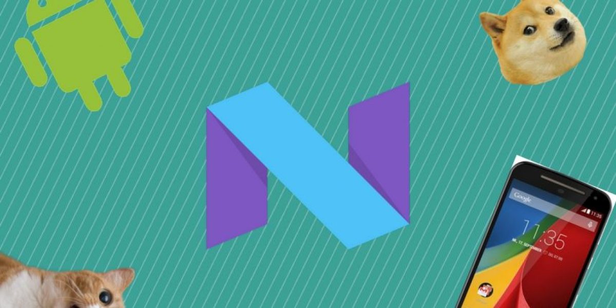 Estos son los celulares que recibirán oficialmente Android Nougat