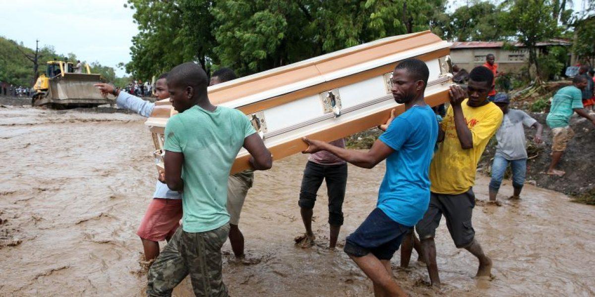 Matthew deja al menos 108 muertos en Haití y Gobierno apela a solidaridad