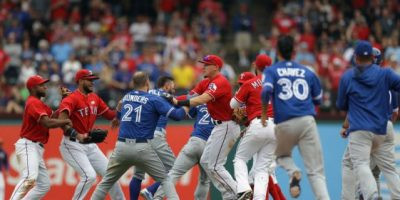 Azulejos y Rangers continúan su rivalidad en la SDLA