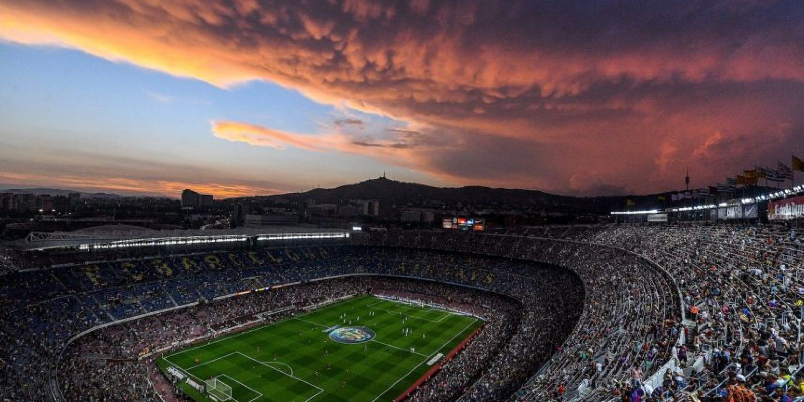 3.Barcelona –  Camp Nou (116.9 millones) Foto: Getty Images