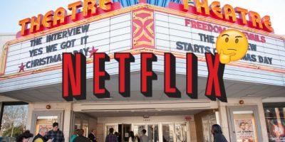 Netflix quiere llegar a los Premios Oscar y pacta con cines