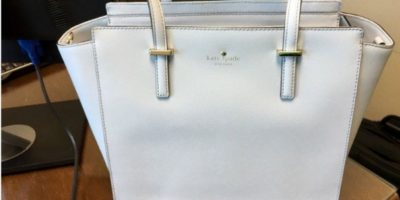 #TheBag,  el nuevo reto viral: ¿Este bolso es azul o blanco?