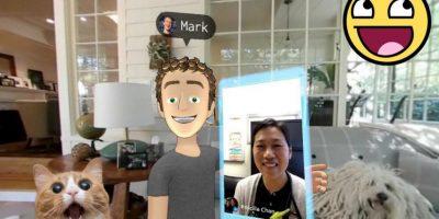 """""""El futuro de la realidad virtual"""" que presentó Mark Zuckerberg"""