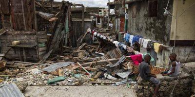 ONGs temen agravamiento de crisis humanitaria en Haití por huracán Matthew