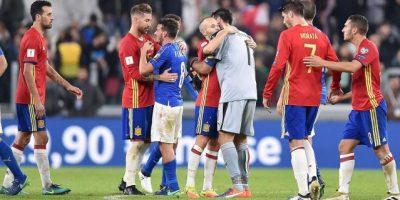 Empate 1-1 entre Italia y España