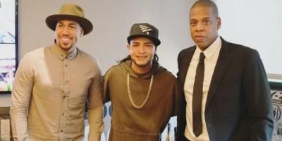 Mozart La Para lleva el género urbano a otro nivel al ser firmado por Jay Z y Romeo Santos