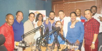 "Programa de radio  Equipo ""Rilax"" celebra  su tercer aniversario"