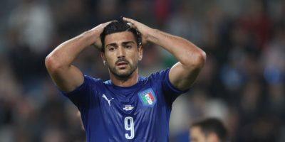 Graziano Pelle fue expulsado de Italia por insultar a su técnico