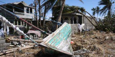 Haití continúa evaluando daños y víctimas del huracán Matthew