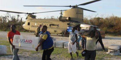 La solidaridad aflora en Haití tras los devastadores efectos del ciclón
