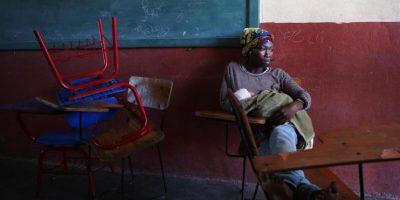 Miles de haitianos permanecen en albergues con escasa ayuda