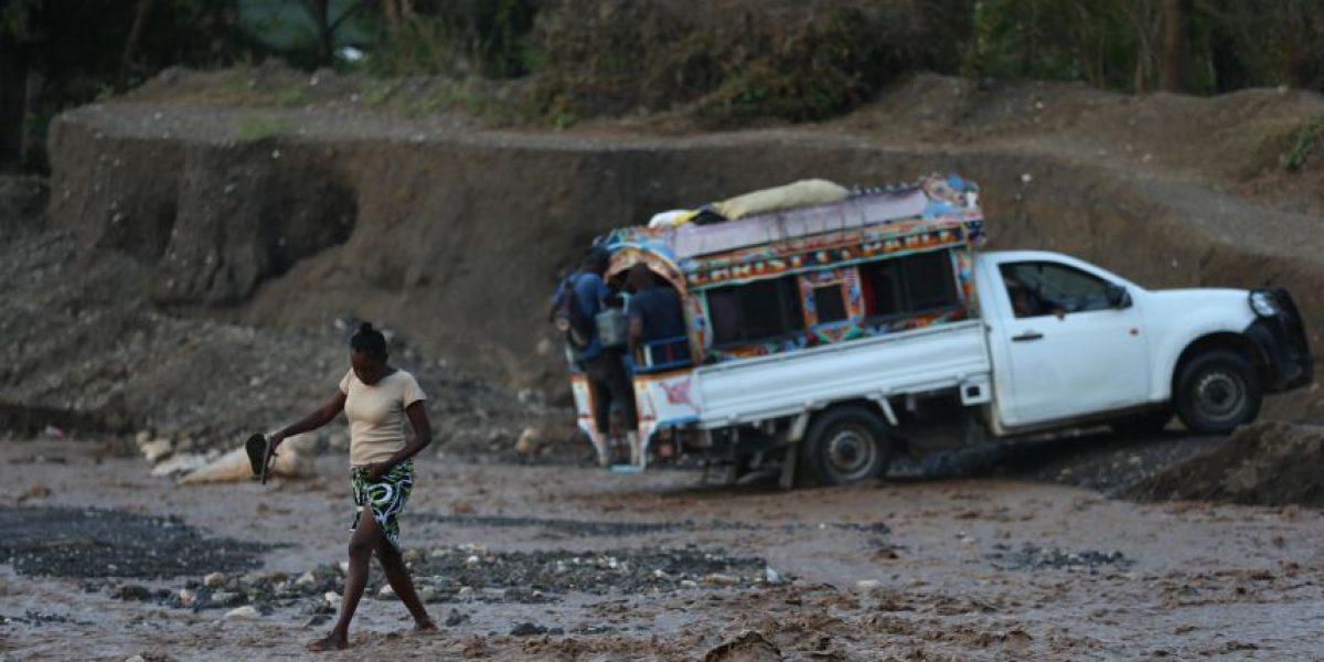 Haití reanuda las clases excepto en las zonas más afectadas por el huracán Matthew