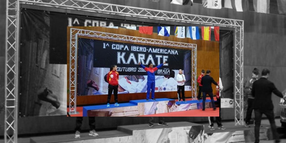 Ana Villanueva se prepara para Mundial con Oro en el Iberoamericano