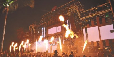 """Barceló Gran Añejo presenta """"Electric Paradise"""""""