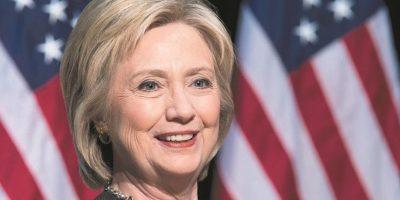 Clinton Foto:Metro