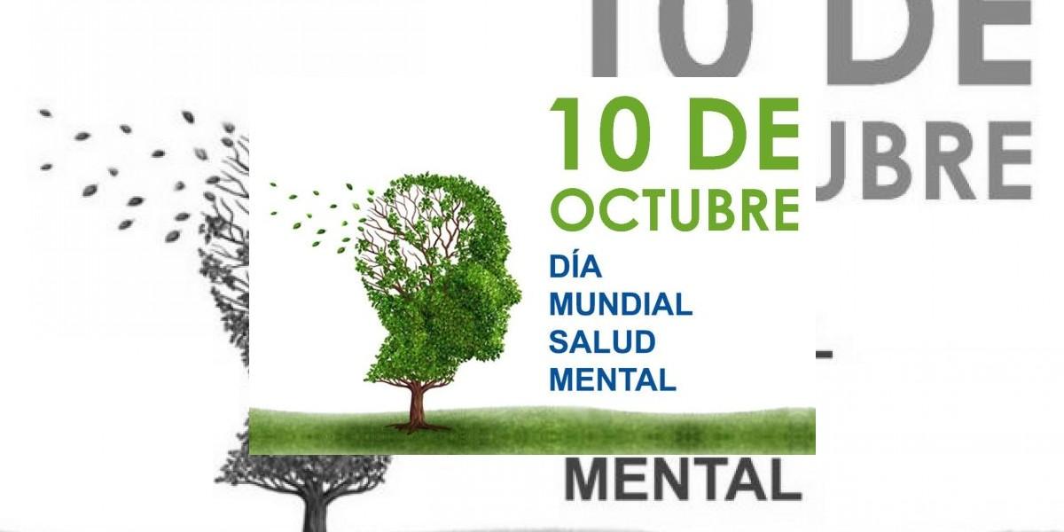 Infografía: 10 de octubre, Día Mundial de la Salud Mental