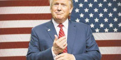 Trump Foto:Metro