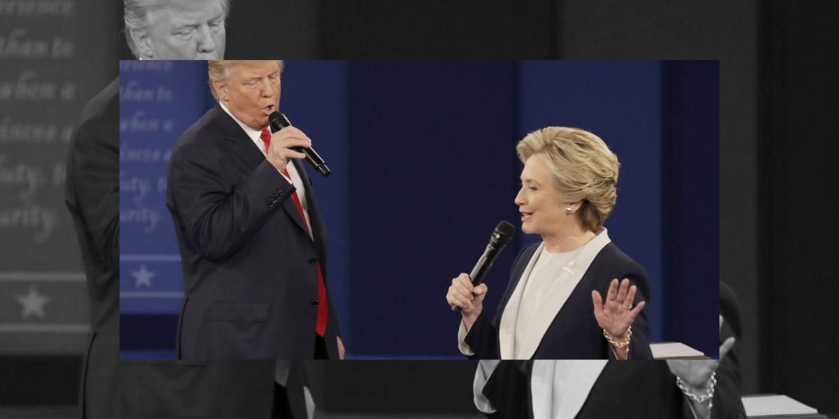 ¿Debate o karaoke? Los videos de Trump y Clinton que arrasan en las redes