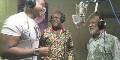 """Jandy, Johnny y Jochy cantan tema """"TU SSSHUPA"""""""