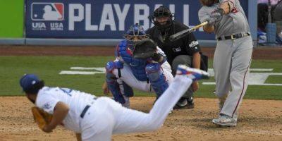 Nacionales ganan y toman el comando de la serie ante los Dodgers