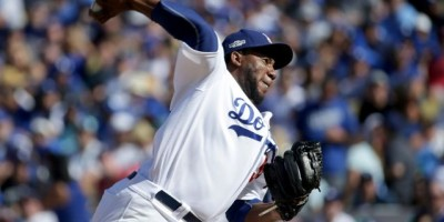 Pedro Báez encaja donde sea en el bullpen de los Dodgers