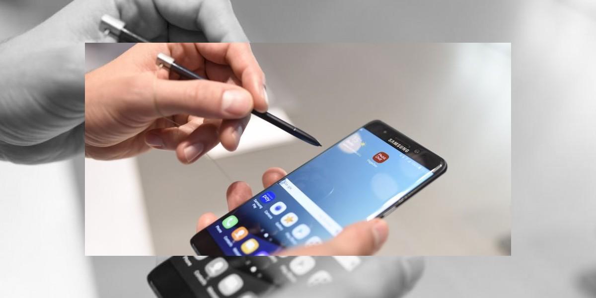 Cómo se fue agravando el problema con el Galaxy Note 7 de Samsung