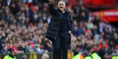 Mourinho había rechazado dirigir a Manchester United
