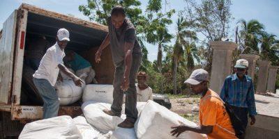 La voluminosa ayuda dominicana llegará a Haití este miércoles