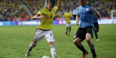 Uruguay  empata  con Colombia y Ecuador lo hace con Bolivia