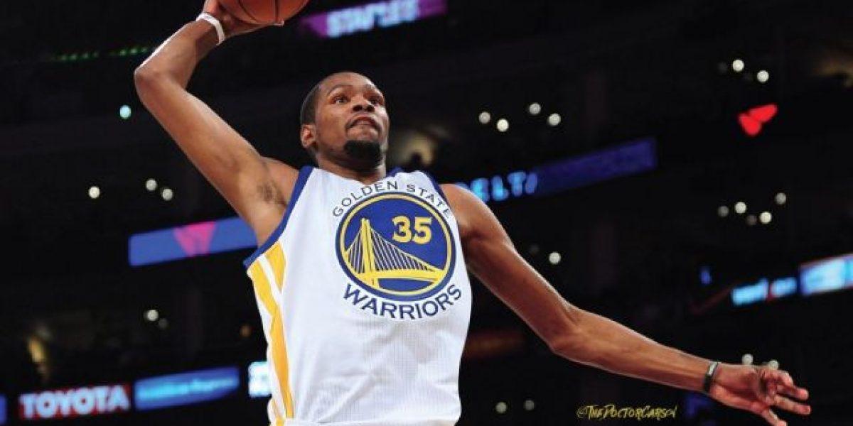 La derrota de GS                influyó decisión de Kevin Durant