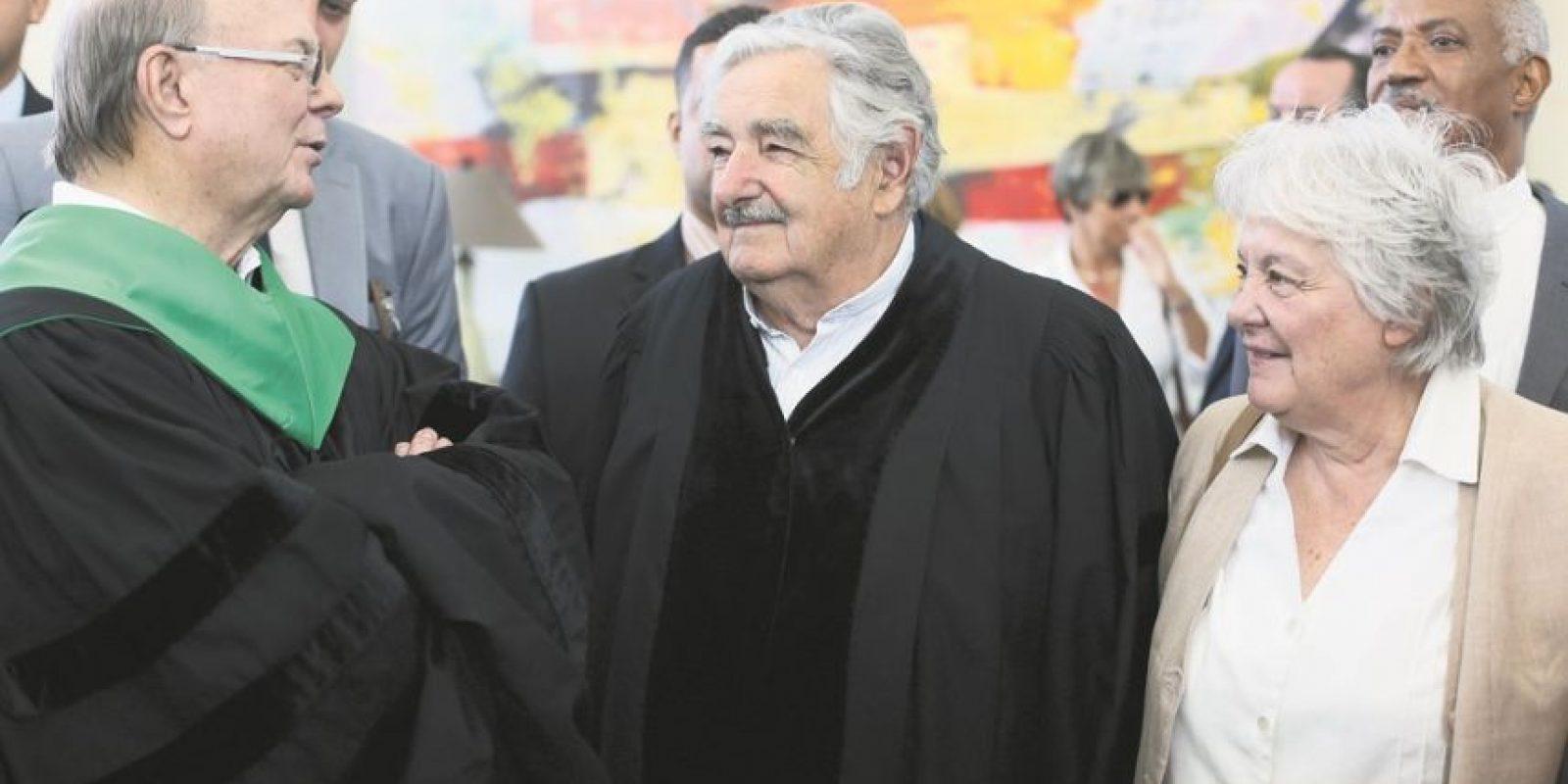 Estuvo con Hipólito Mejía en la UASD. Foto:ROBERTO GUZMÁN