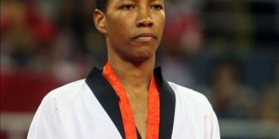 Gabriel Mercedes formalizó                  su retiro del tatami