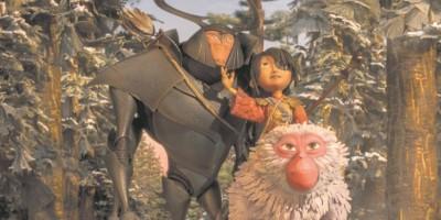 La magia detrás de Kubo y la búsqueda samurái