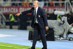 Giampiero Ventura-Italia (68 años) Foto:AFP