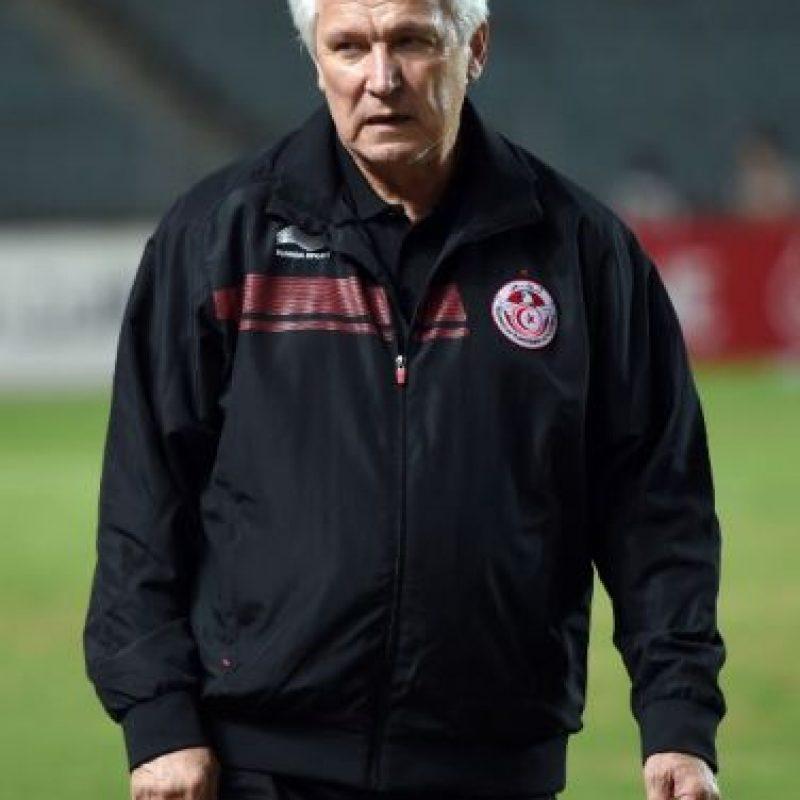 Henryk Kasperczak-tunez (70 años) Foto:AFP